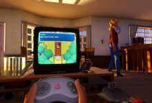 Photo of Pixel Ripped 1995 – Un juego dentro de un juego.