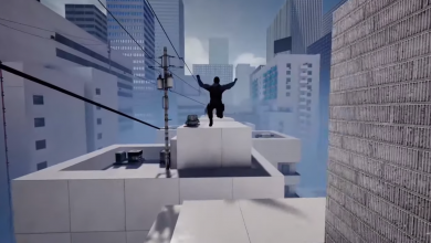 Photo of Stride muestra su trepidante parkour en VR en su primer tráiler