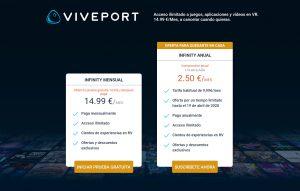 Viveport Inifinity