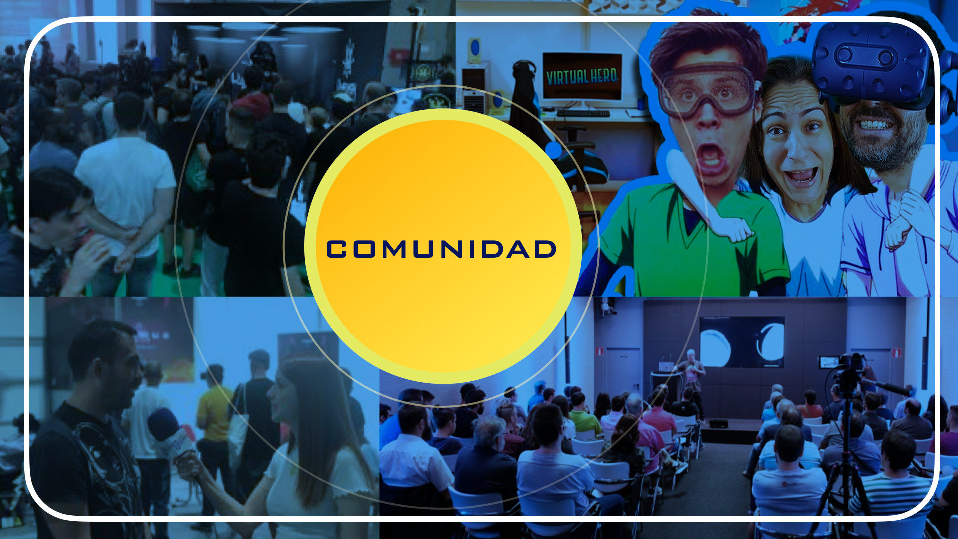 Comunidad de Realidad Virtual