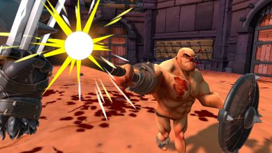 Photo of GORN llegará a PlayStation VR este mayo