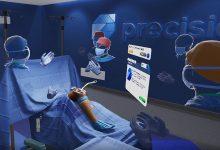Photo of Precision OS: formación en cirugía con realidad virtual.