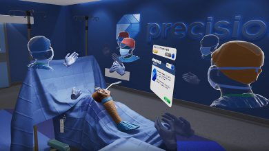 Photo of Precision OS: formación en cirugía con realidad virtual.