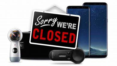 Photo of Samsung finalizará el servicio de sus aplicaciones XR