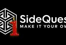 Photo of SideQuest celebra su primer aniversario.
