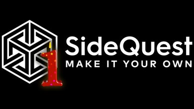 Photo of SideQuest celebra su primer aniversario.