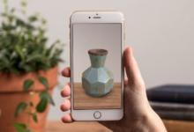 Photo of Crean una app para crear modelos 3D de realidad aumentada con el móvil