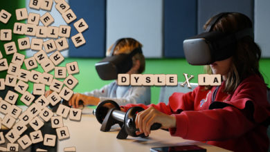 Photo of Dislexia: Realidad Virtual como tratamiento