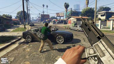Photo of El mod para VR de Grand Theft Auto 5