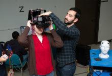 Photo of Usan VR para ayudar a recuperar la vista a víctimas de infartos