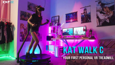 Photo of KAT Walk C: Anda, corre y agáchate en realidad virtual.