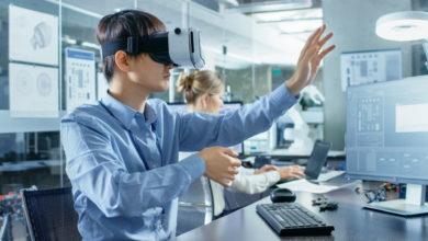 Photo of La formación de empleados en VR es 4 veces más rápida.