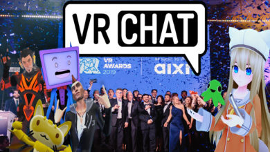 Photo of VR Awards 2020 serán virtuales y organizados por VRChat