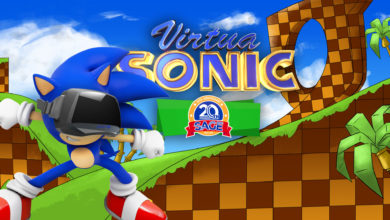 Photo of Virtua Sonic: Cálzate las zapatillas del erizo de SEGA.