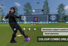 Photo of Entrenamiento de fútbol en VR con estadísticas avanzadas