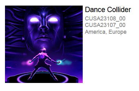Dance Collider ID