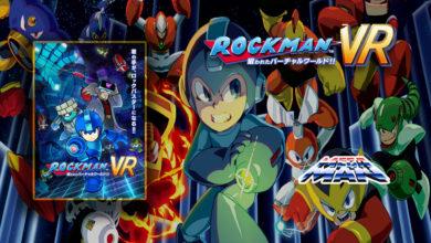 Photo of Mega Man VR, el nuevo juego de Capcom