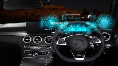 Photo of Mercedes Clase S:  Navegación AR y seguimiento ocular en 3D.