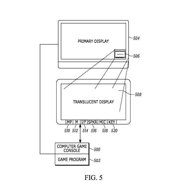 Nueva patente de Sony Un visor de Realidad Aumentada2