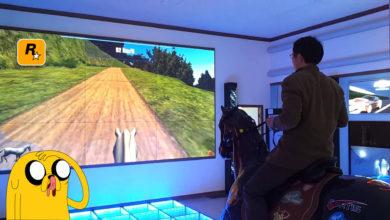 Photo of Rockstar Games prepara un juego de mundo abierto en VR.
