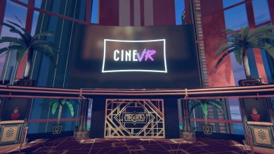 Photo of CINEVR la app de cine virtual llegará a PSVR