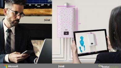 Photo of Ferroli se asocia con Microsoft y Hevolus