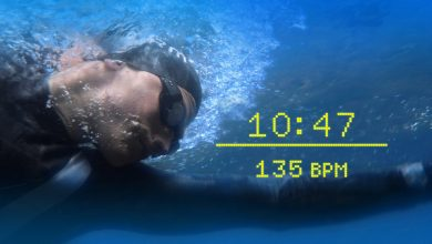 Photo of Las gafas de natación AR de FORM reciben soporte para aguas abiertas