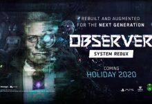 Photo of ¿Observer System Redux será compatible con PSVR?