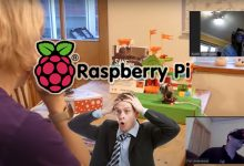 Photo of Raspberry Pi VR: Videollamadas interactivas