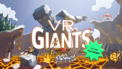 Photo of VR Giants