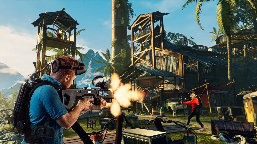 Far Cry: Dive Into Insanity