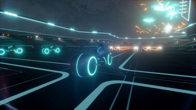 Photo of Las carreras de motos de luz de Tron Legacy llegan a PSVR