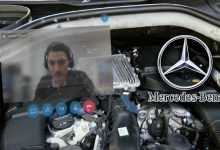 Photo of Mercedes Benz lleva las HoloLens 2 al taller mecánico