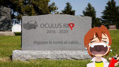 Photo of Oculus RIP: Triste despedida a la gama RIFT de Oculus