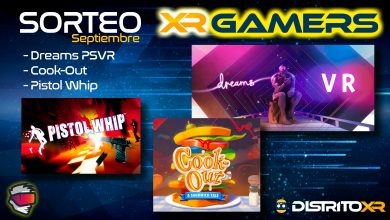 Photo of XR Gamers – Septiembre 2020
