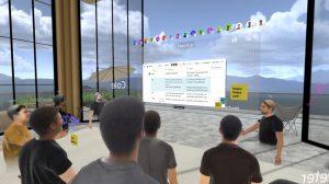 planificar eventos realidad virtual apps