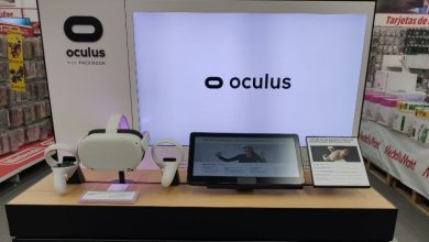Photo of Oculus Quest 2 se promociona físicamente en Media Markt