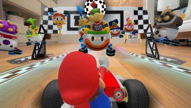 Photo of Nuevo tráiler de Mario Kart Live: Home Circuit destacando sus funciones