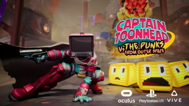 Photo of Primer trailer de Captain Toonhead vs the Punks from Outer Space