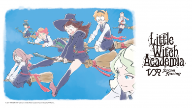 Photo of Little Witch Academia: VR Broom Racing
