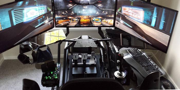 Microsoft Flight Simulator 2020 VR Hotas