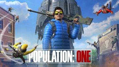 Photo of Population: ONE
