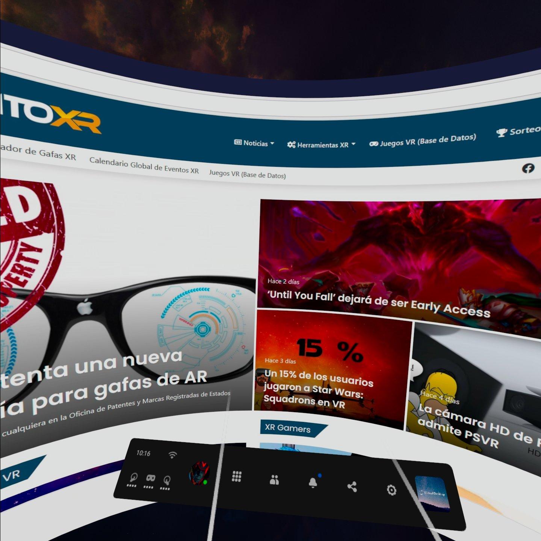 Quest 2 Virtual Desktop Monitor