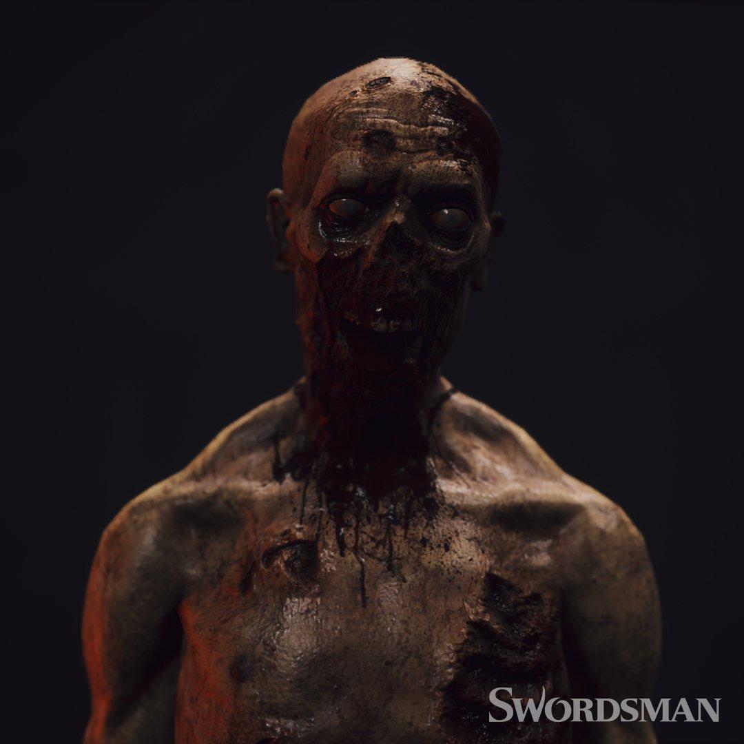 SwordsManVR Zombie