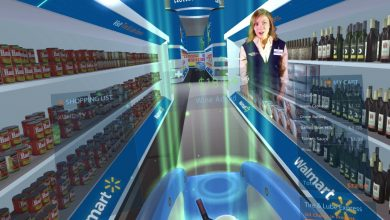 Photo of Walmart: Supermercado en realidad virtual