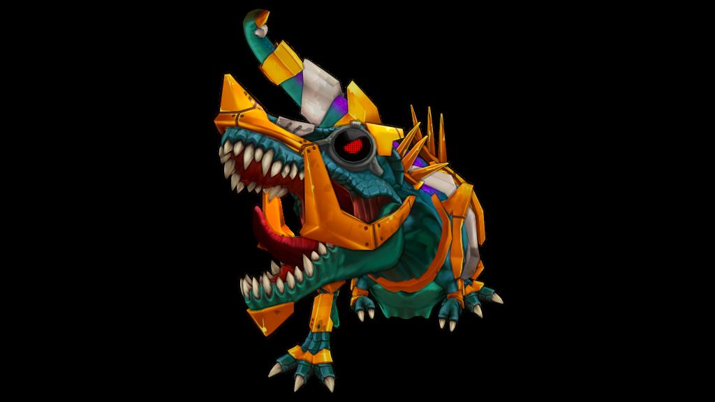 T-Rex VR