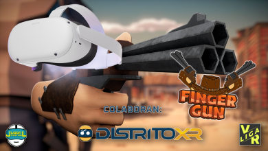 Photo of Toneo Finger Gun: Gana unas Oculus Quest 2 con LigaVR y Miru Studio VR