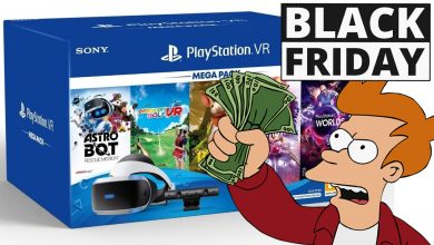 Photo of Sony anuncia un nuevo pack de PSVR para el Black Friday