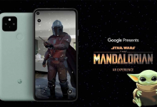 Photo of The Mandalorian ahora en realidad aumentada