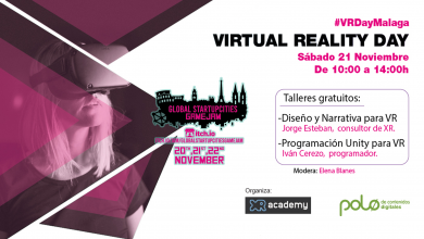 Photo of VRDay Málaga: La mejor forma de celebrar el Virtual Reality Day